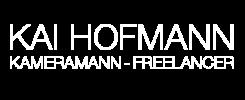 KAI HOFMANN - Kameramann und Filmemacher