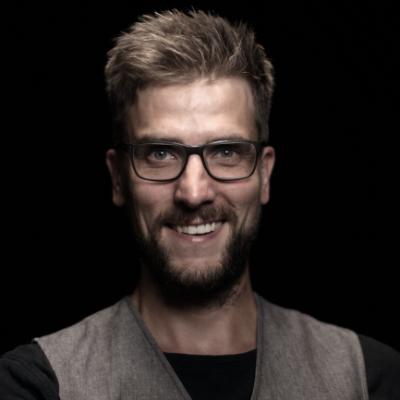 Videojournalist Kai Hofmann